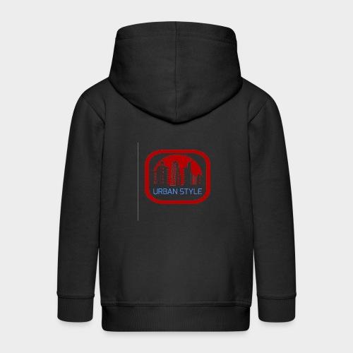 Urban Style - Kids' Premium Zip Hoodie