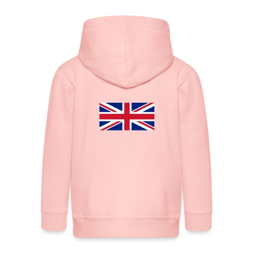 United Kingdom - Kids' Premium Zip Hoodie
