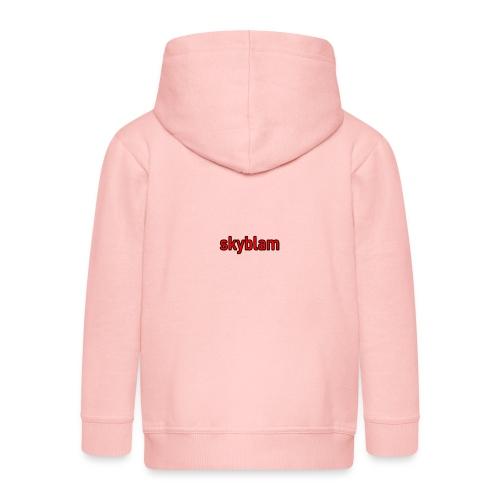 skyblam - Veste à capuche Premium Enfant