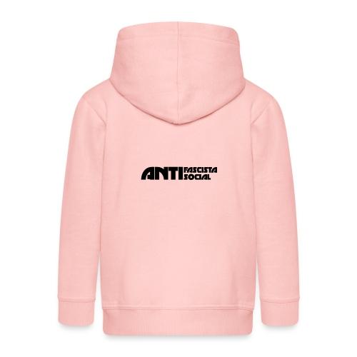 Antifaso_svart - Premium-Luvjacka barn