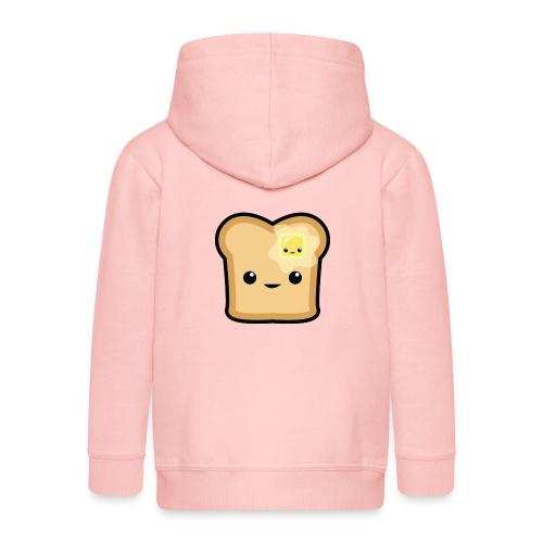 Toast logo - Kinder Premium Kapuzenjacke