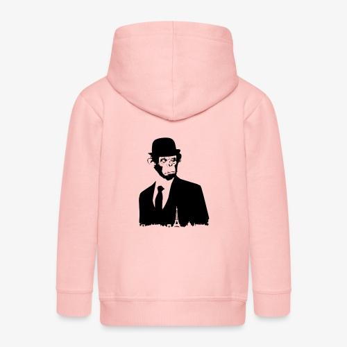 COLLECTION *BLACK MONKEY PARIS* - Veste à capuche Premium Enfant