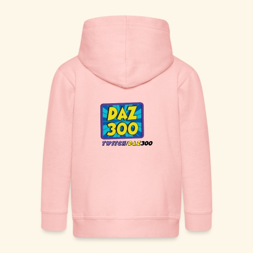 logo 2 - Kids' Premium Zip Hoodie