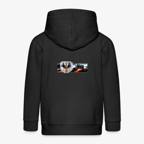 outkastbanner png - Kids' Premium Hooded Jacket