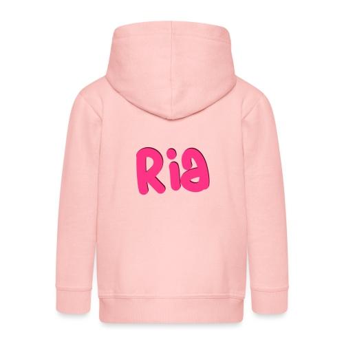 Ria Roo 3D - Kids' Premium Hooded Jacket