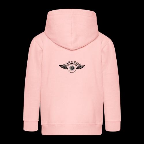 Skate wings - Kinderen Premium jas met capuchon