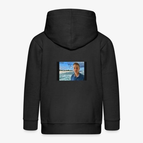 Leman974 (photoshop) - Veste à capuche Premium Enfant