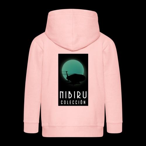 colección Nibiru - Chaqueta con capucha premium niño