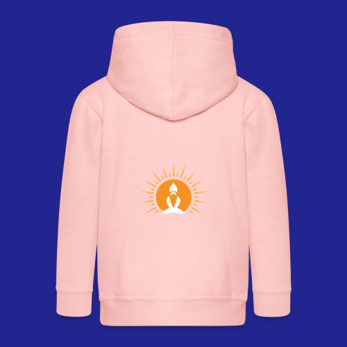 Guramylyfe logo no text - Kids' Premium Hooded Jacket