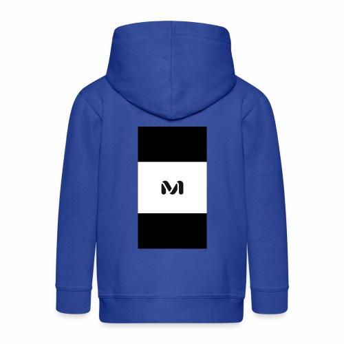 M top - Kids' Premium Zip Hoodie