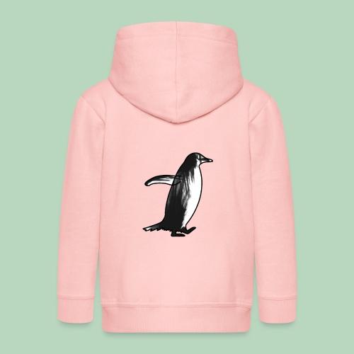Penguin Penguïn (gentoo) - Kinderen Premium jas met capuchon