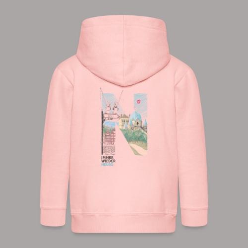 Immer wieder Neuss Tshirt für Kinder von MaximN - Kinder Premium Kapuzenjacke