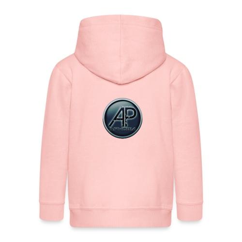 Logo Aphobia 3 - Kinderen Premium jas met capuchon