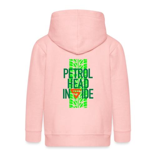 Petrolhead inside - Veste à capuche Premium Enfant