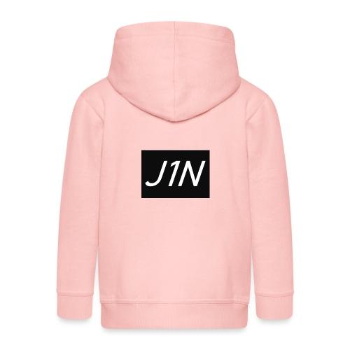 J1N - Kids' Premium Zip Hoodie