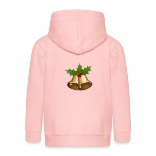 kerstttt - Kinderen Premium jas met capuchon