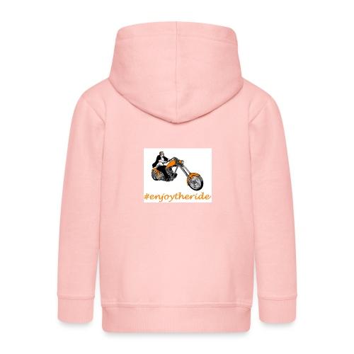 enjoytheride - Veste à capuche Premium Enfant