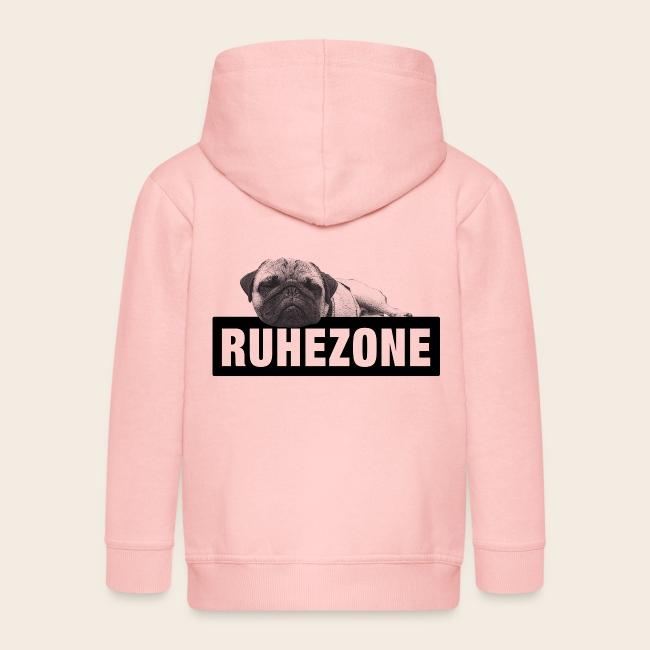 Mops Ruhezone