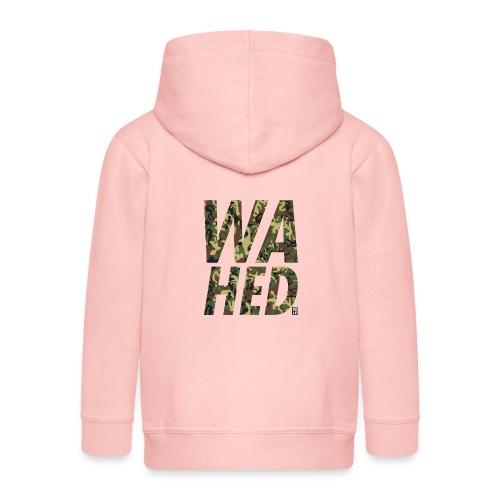 WAHED - Kinderen Premium jas met capuchon