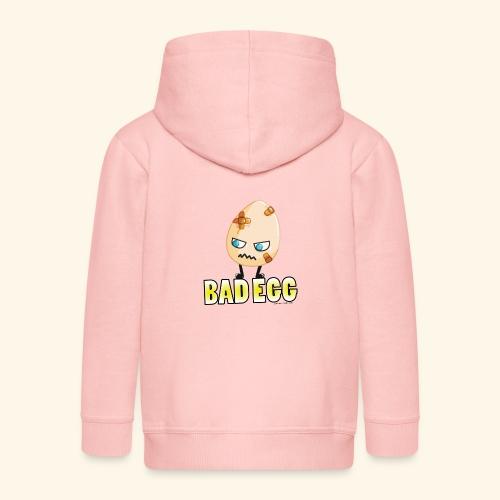 BADEGG - Kids' Premium Zip Hoodie