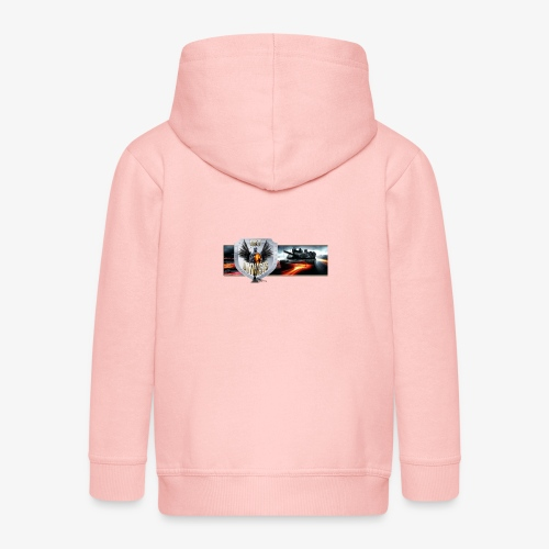 outkastbanner png - Kids' Premium Zip Hoodie