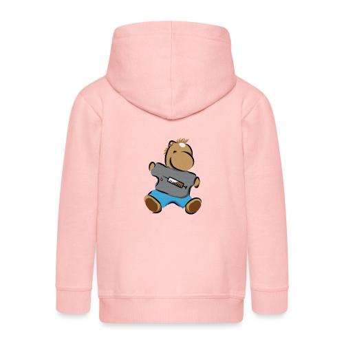 Breitmarra - Kinder Premium Kapuzenjacke