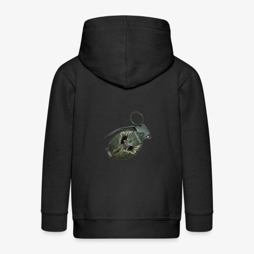 OutKasts Grenade Side - Kids' Premium Hooded Jacket
