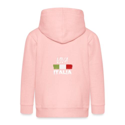 VIVA ITALIA - Kids' Premium Hooded Jacket