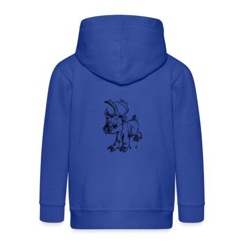 Caribou - Veste à capuche Premium Enfant