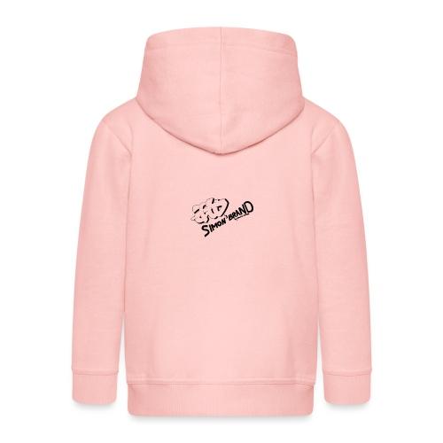 Simon's Brand - Veste à capuche Premium Enfant