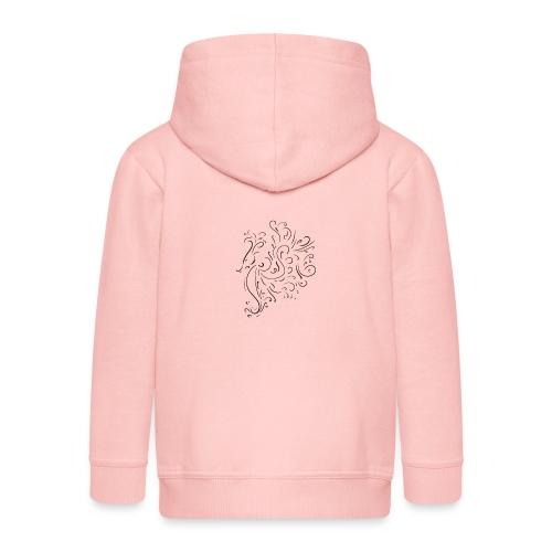 seahorse - Kids' Premium Zip Hoodie
