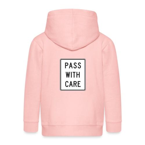 Voorzichtig passeren - Kinderen Premium jas met capuchon