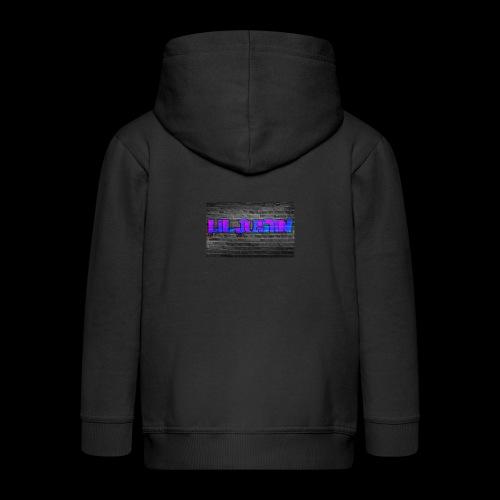 Lil Justin - Kids' Premium Zip Hoodie