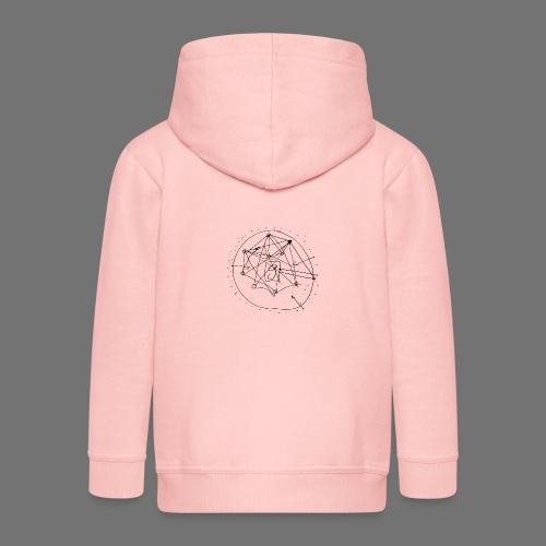 SEO Strategy No.1 (black) - Kids' Premium Hooded Jacket