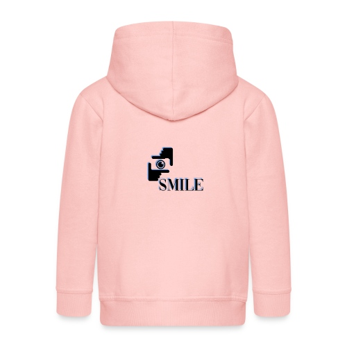 Smile - Veste à capuche Premium Enfant