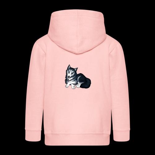 Husky - Kids' Premium Zip Hoodie