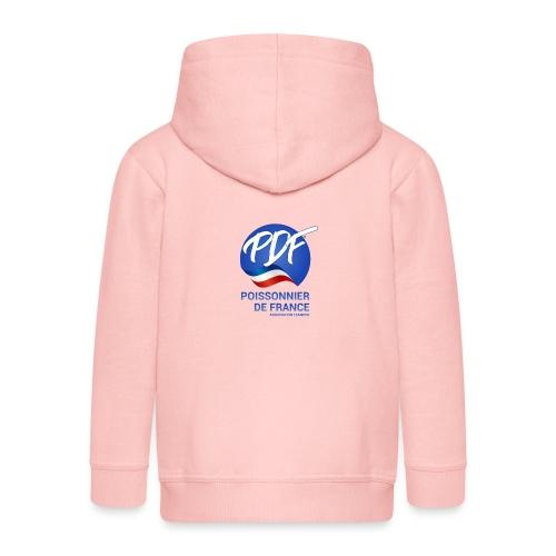 logo - Veste à capuche Premium Enfant