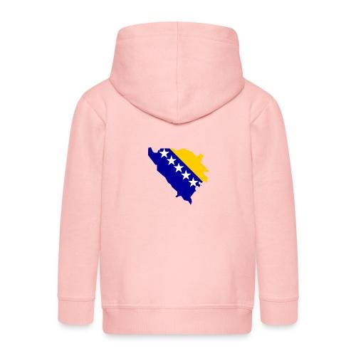Bosnia Herzegovina - Kinderen Premium jas met capuchon