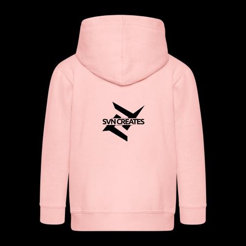 SVN Shirt logo png - Kinderen Premium jas met capuchon