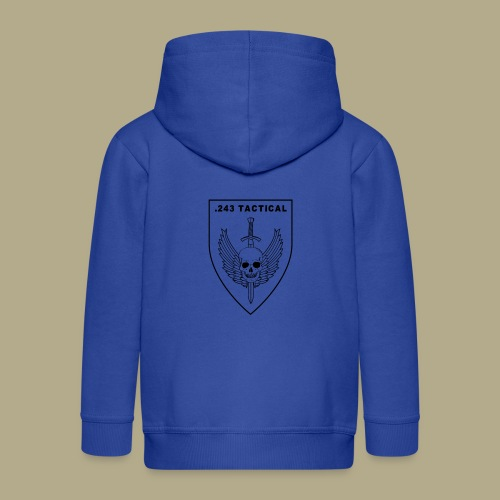 Club Logo - Kinderen Premium jas met capuchon