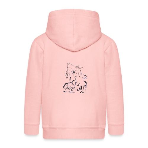 Crazy Goat 1 - Veste à capuche Premium Enfant