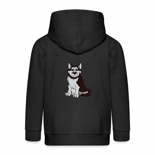 Husky - Kinder Premium Kapuzenjacke