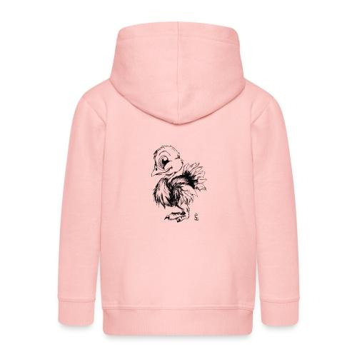 Autruchon - Veste à capuche Premium Enfant