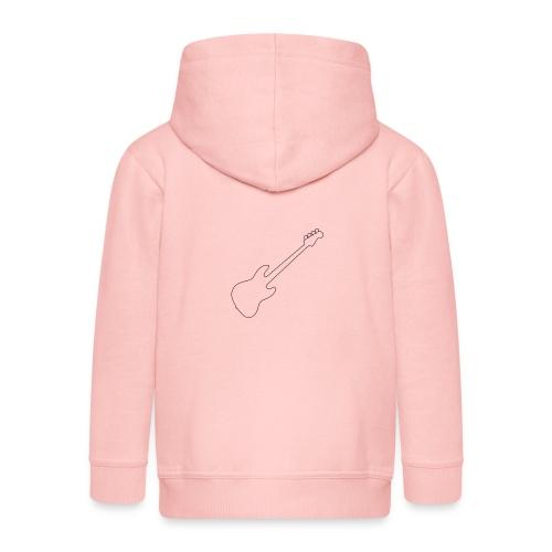 J Bass Line - Kids' Premium Zip Hoodie
