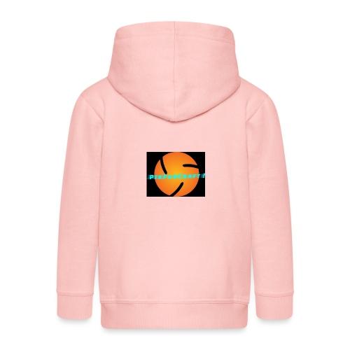 LOGO PixForCraft (Le logo de Juin 2017) - Veste à capuche Premium Enfant