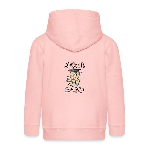Master Baby - Kinder Premium Kapuzenjacke
