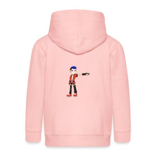 Terrpac - Kids' Premium Zip Hoodie