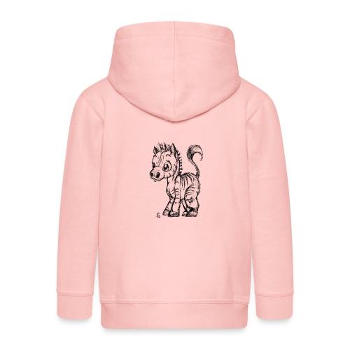 zebre - Veste à capuche Premium Enfant