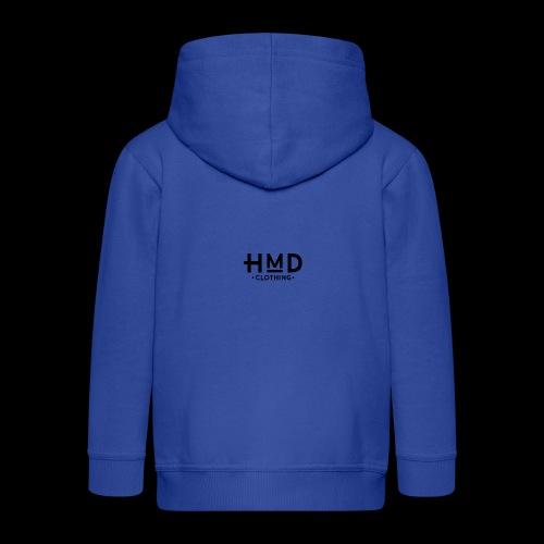 Hmd original logo - Kinderen Premium jas met capuchon