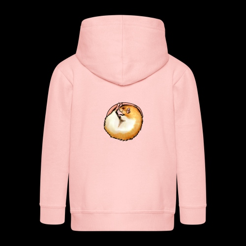 Hooded Rat - silver fawn - Kids' Premium Hooded Jacket